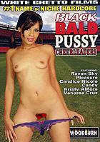 Black Bald Pussy Cheerleaders