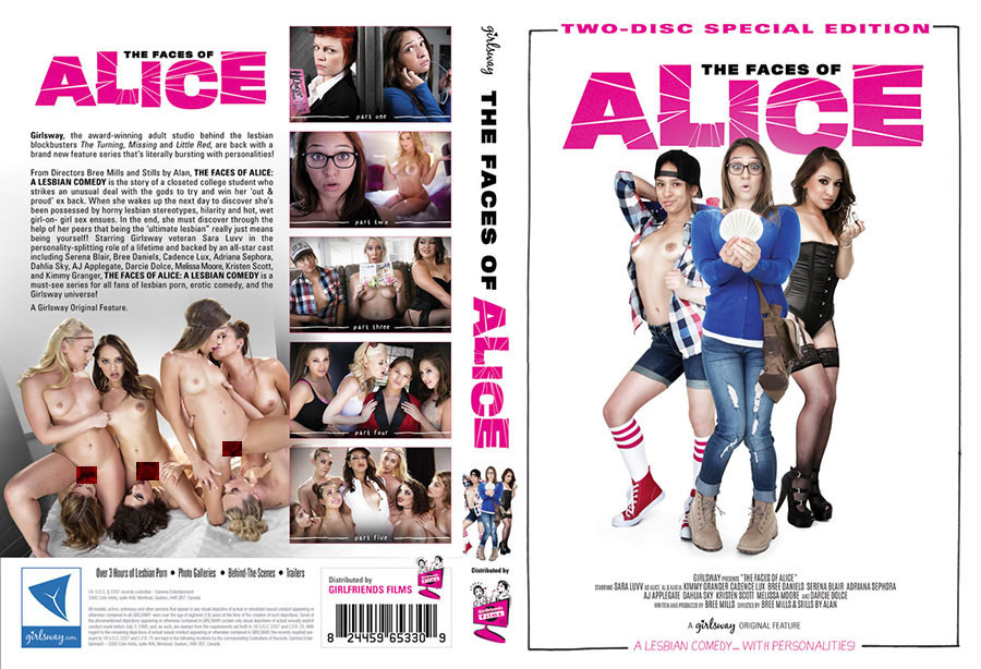 The Faces Of Alice - 2 Disc Set