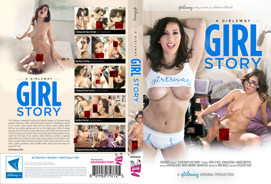 A Girlsway Girl Story