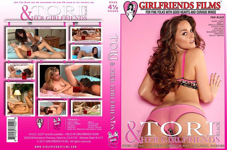 Tori Black & Her Girlfriends