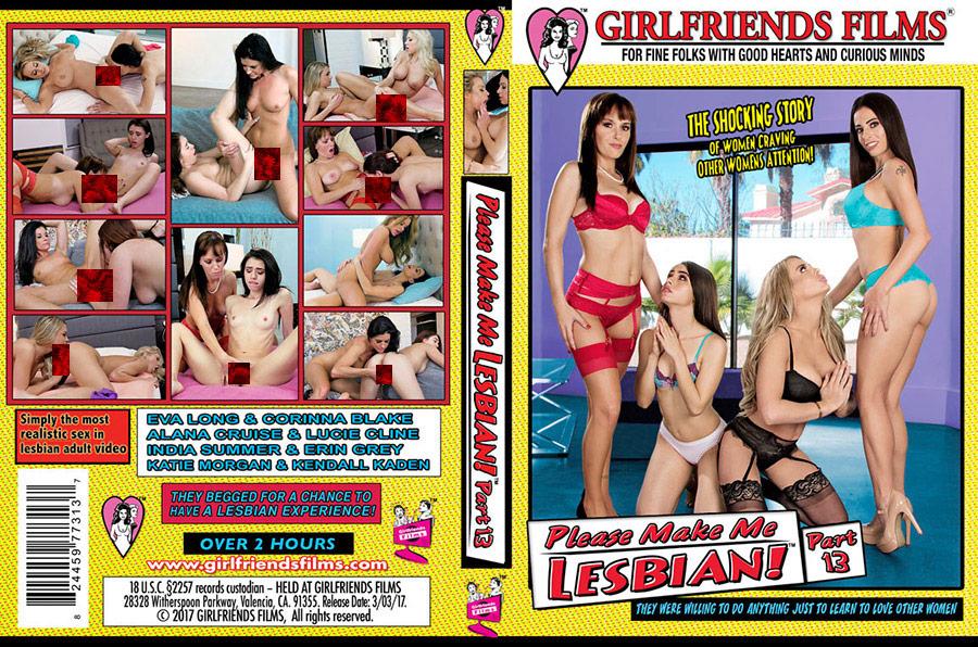Please Make Me Lesbian! 13