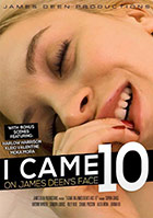 I Came On James Deens Face 10 DVD - buy now!