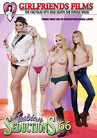 Lesbian Seductions OlderYounger 66 DVD - buy now!