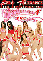 Girlvana 4  2 DVD Set