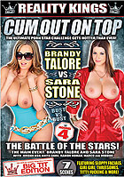 Cum Out On Top  Brandy Talore vs Sara Stone