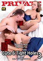 Private  Cute Tight Holes 3 DVD - buy now!