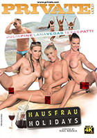 Gold - Hausfrau Holidays