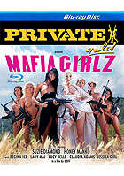 Gold  Mafia Girlz  Blu ray Disc