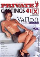 Castings X 41  Vanda