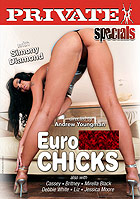 Jessica Moore in Private Specials  EuroAnal Chicks