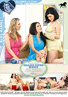 College Cuties Seduce MILF Beauties