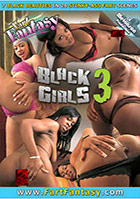 Fart Fantasy: Black Girls 3