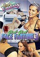 Fart Fantasy: Girl-Girl Face Farting 3
