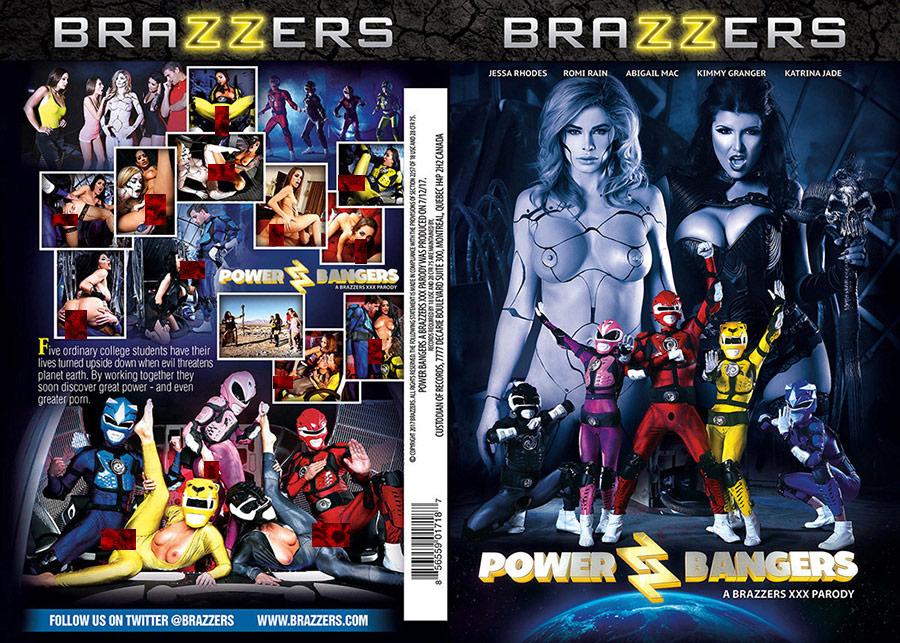 Power Bangers XXX Parody