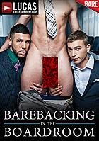 Barebacking in The Boardroom