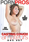 Casting Couch Amateurs - 4 Disc Boxset