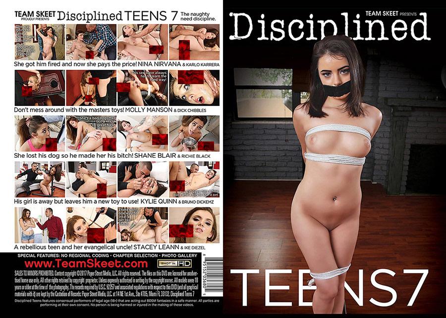 Disciplined Teens 7