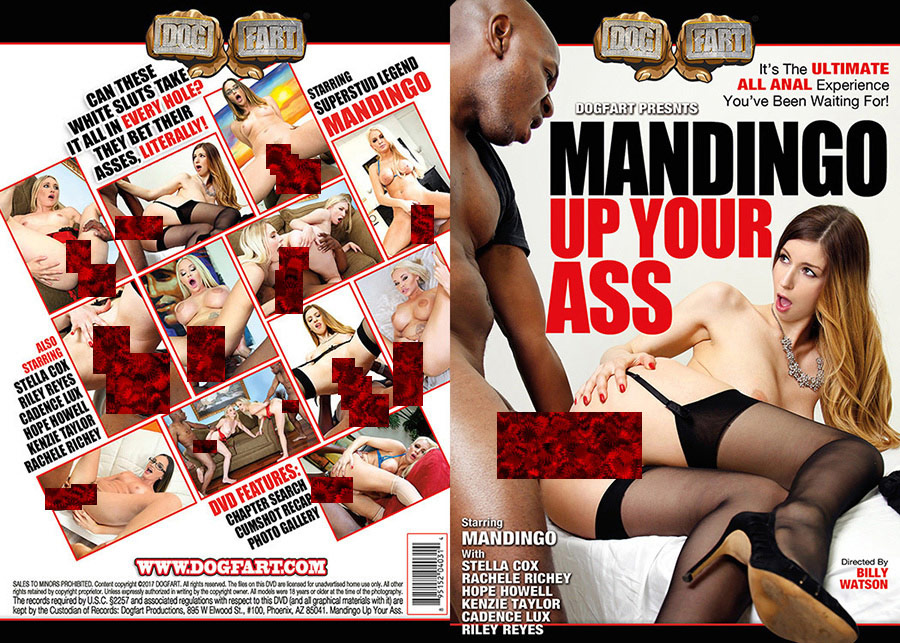 Mandingo Up Your Ass
