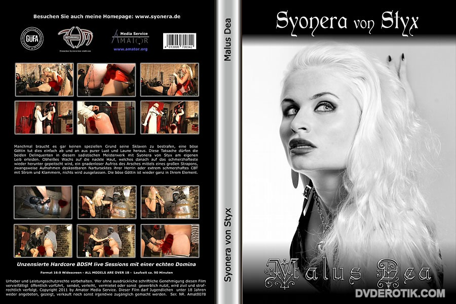 BDSM Porno DVDs diskret online kaufen  dvderotikcom