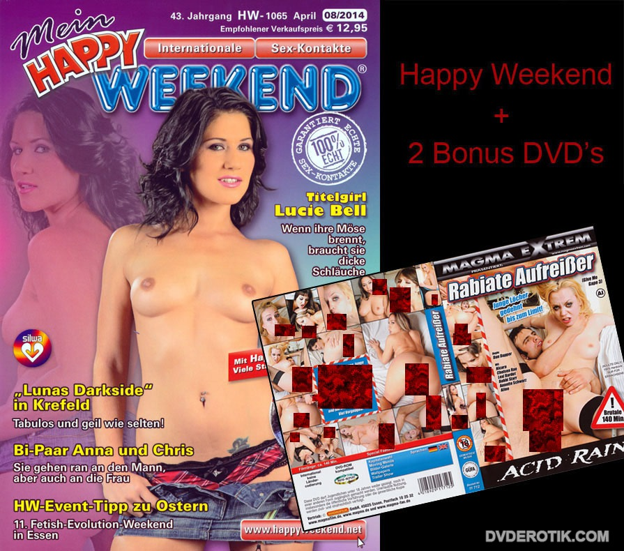 happy weekendnet spermastopper