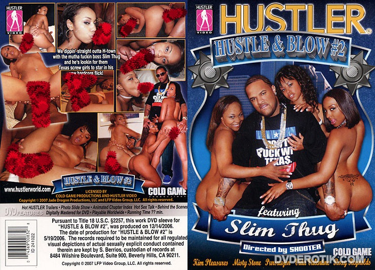 Hustle and blow xxx dvd