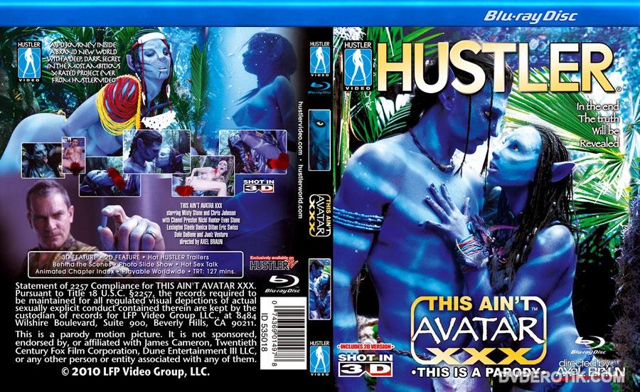 Avatar hustler 3d need a 3dtv