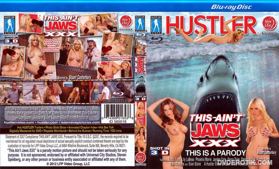 Jaws parody alexis ford 10