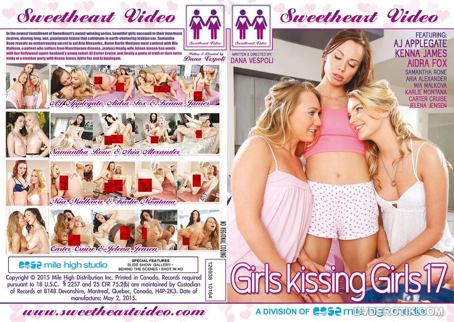 Girls Kissing Girls Sweetheart