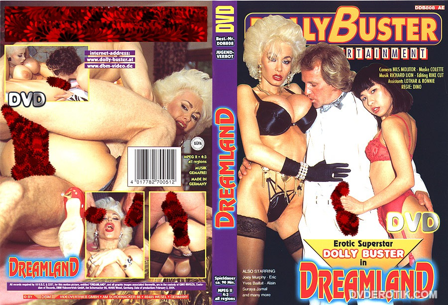 Dolly buster dreamland bitch mudshark