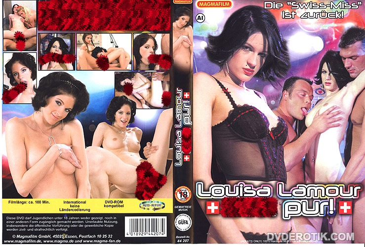 Magma louisa lamour sex dvd