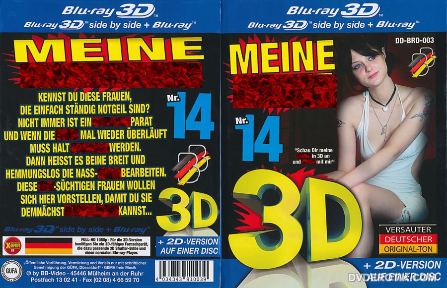 sellerie sperma blue ray 3d porno