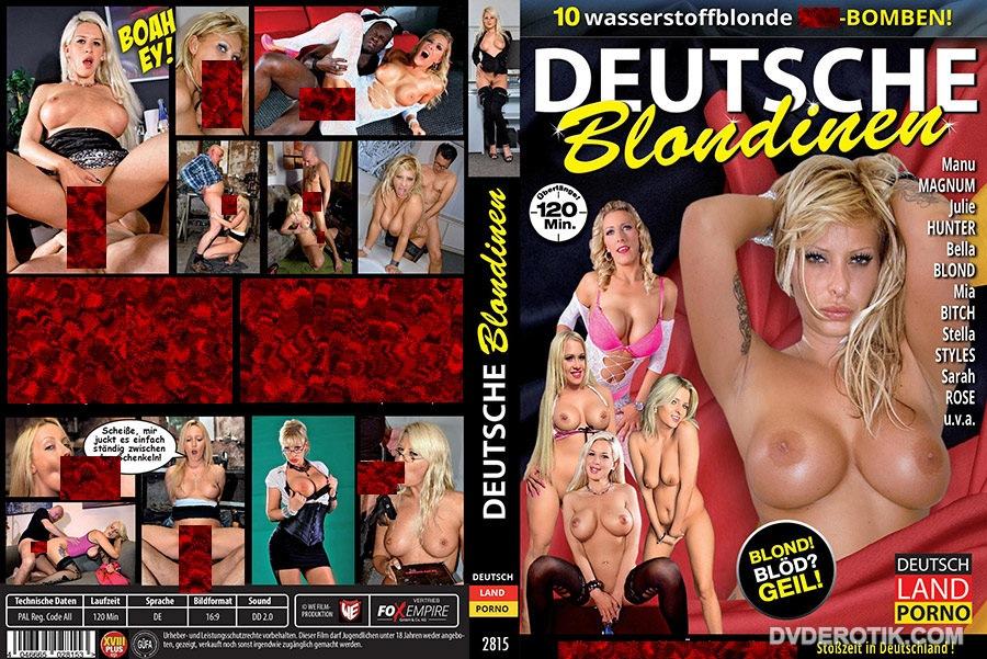 deutsche blondinen porno
