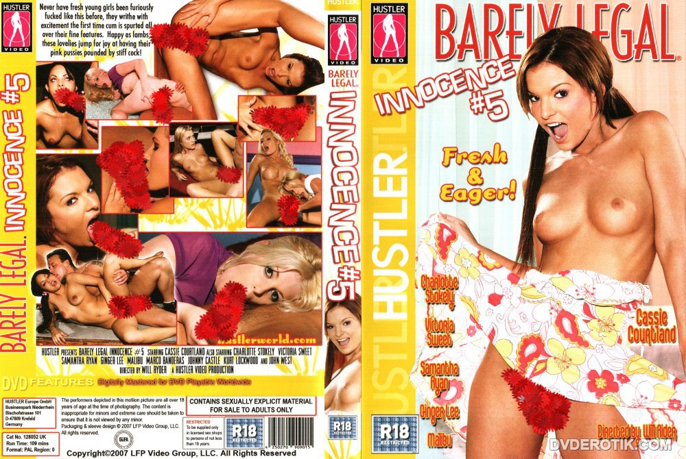 Hustler Barely Legal Innocence 72