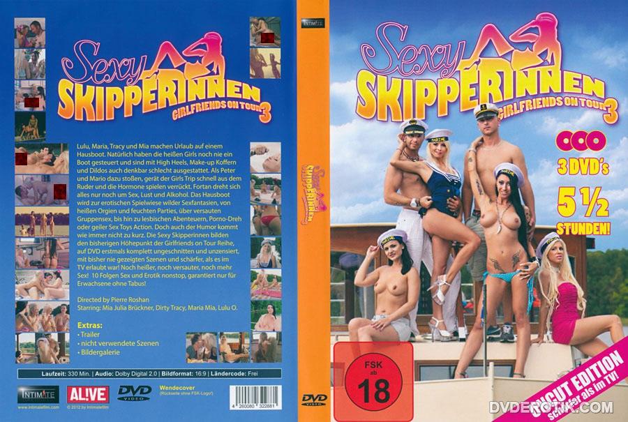 Sexy Skipperinnen Porno