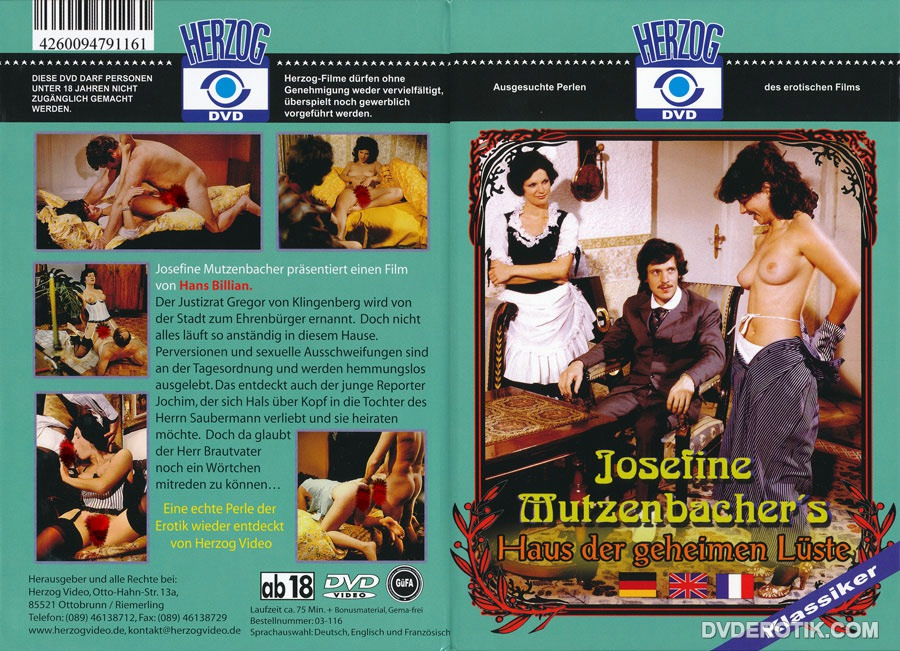Herzog videos josefine mutzenbacher classic porno 8