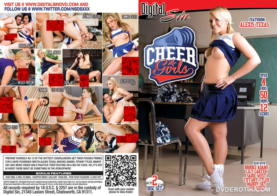 Good Ekiss dvd cheer girl refuse