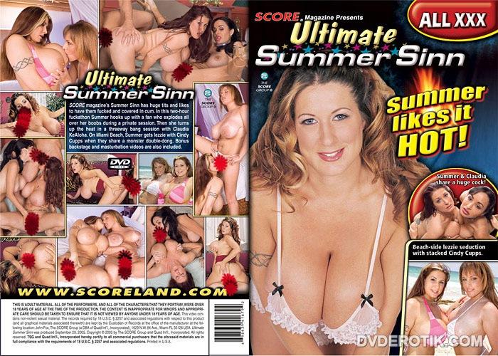Ultimate Summer Sinn Dvd 13