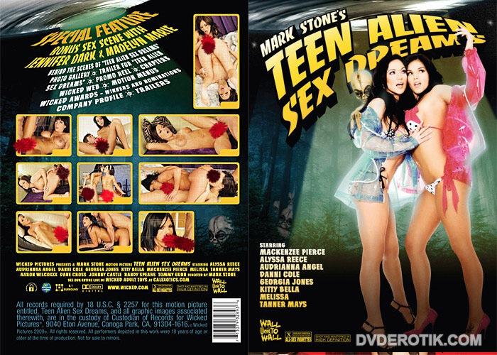 Teen Alien Sex Dreams 13