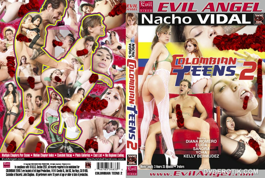 Loca Latina Schlampen DVD