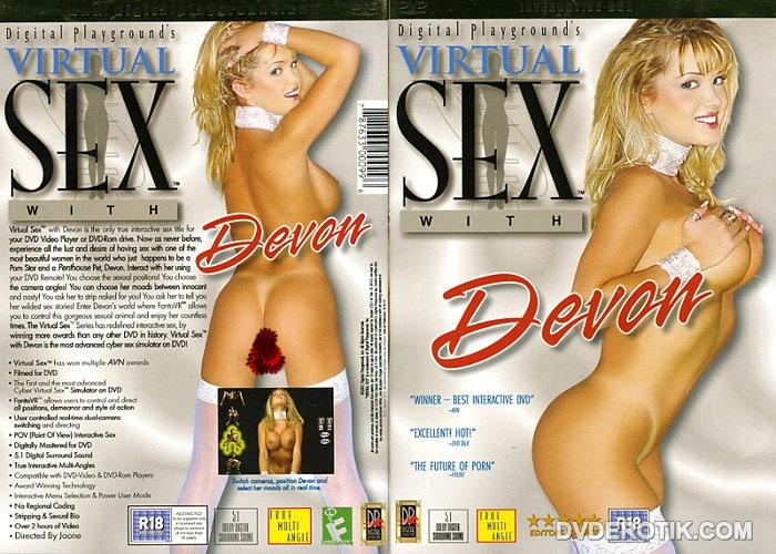Virtual Sex With Devon Dvd 15