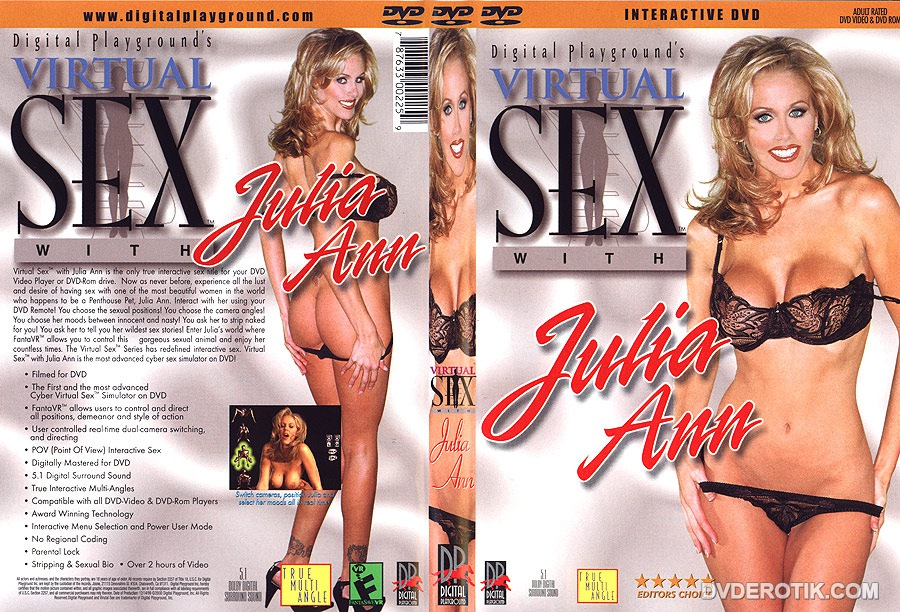 Virtual Sex Julia Ann 89