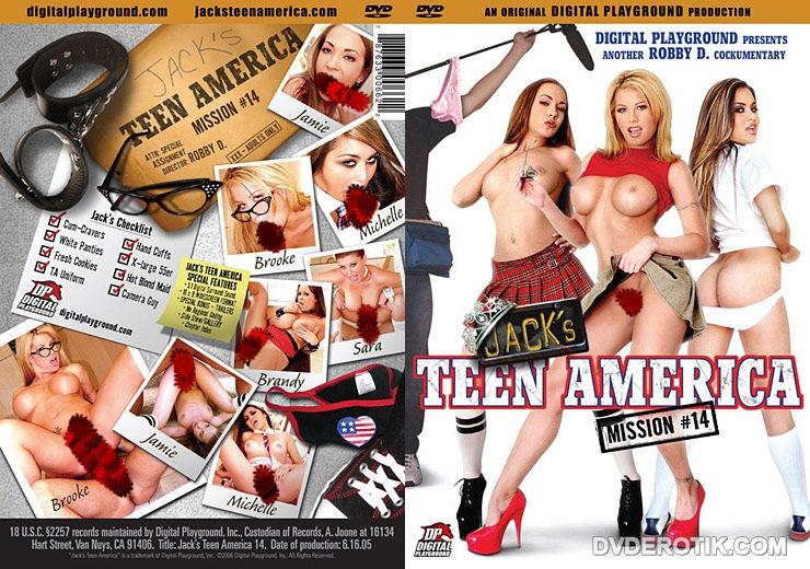 Jack S Teen America Mission 36