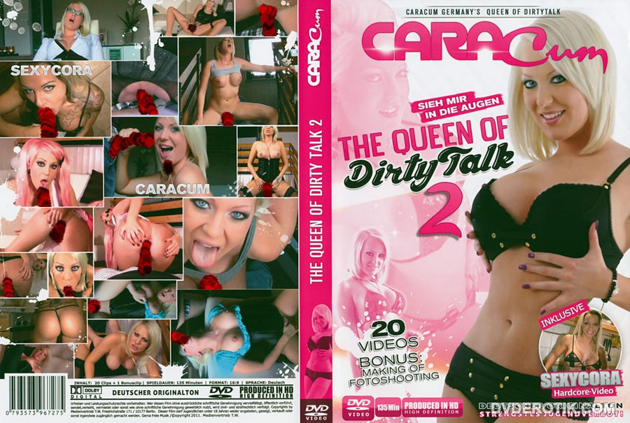 Cara Cum The Queen Of Dirty Talk SEXYCORA trailer .