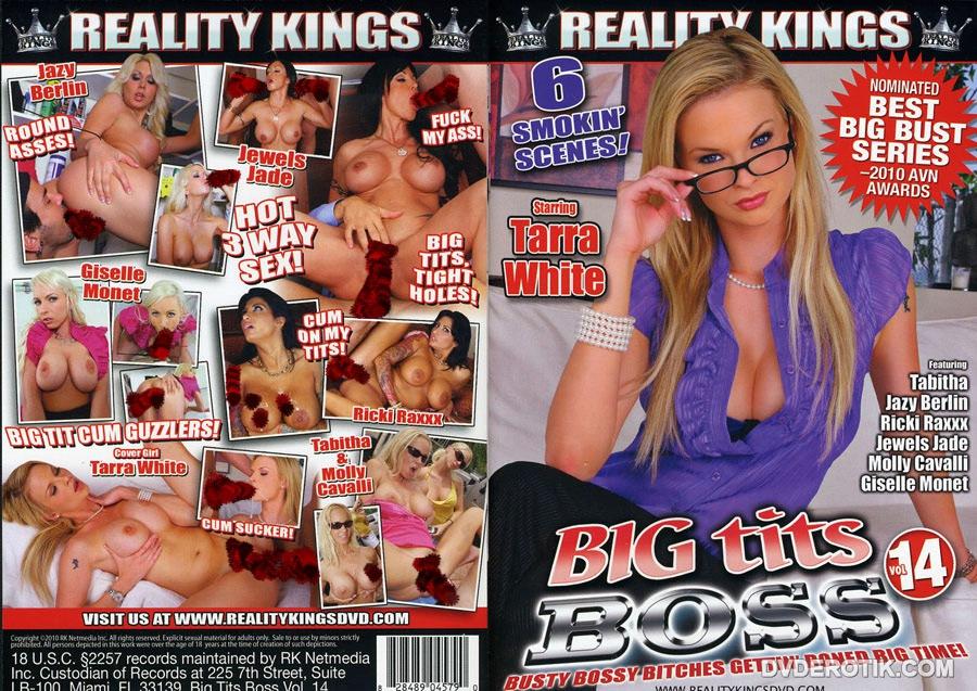big tits boss dvd