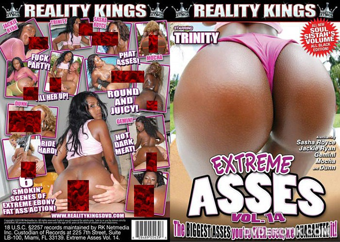 Reality kings extreme asses vol 3 erika