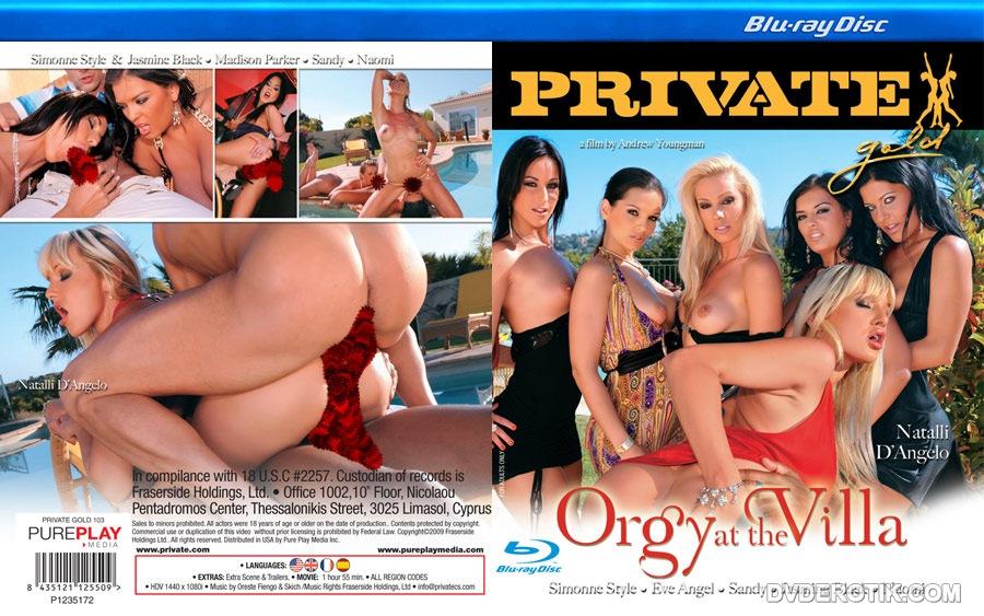 Orgy At The Villa Part video