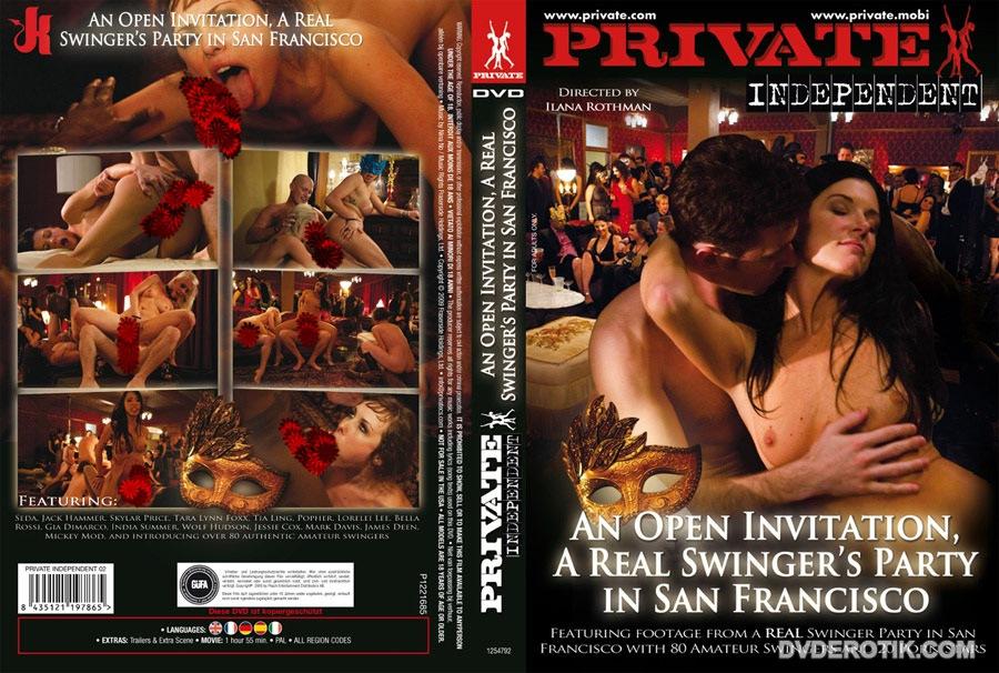 Swingers party dvd
