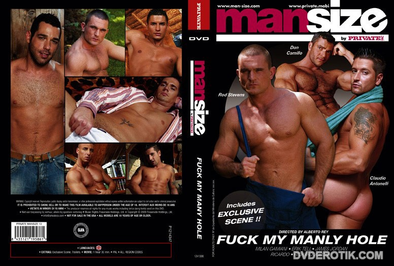 Fuck My Manly Hole 7