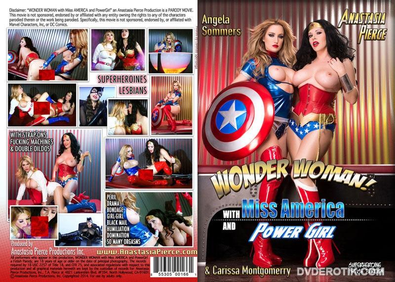 wonder woman porn film