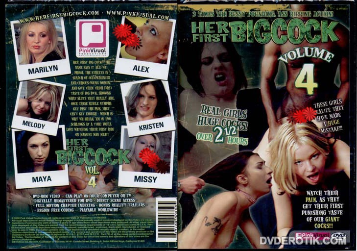 Her First Big Cock Dvd 82